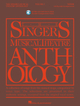 Singer's MT Anthology TENOR book 1